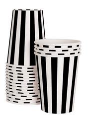 Black Tie Paper Cup