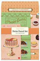 Petite Parcel: Sweet Treat Gift Wrap Set