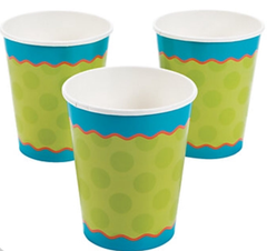 Little Alligator Party Cups
