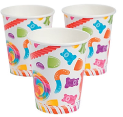 Lollipop Lane Beverage Cups