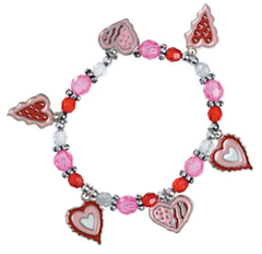 Heart Bracelet DIY Kit