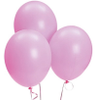 Pink Latex Balloons, 11""