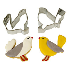 Little Love Birds Cookie Cutter