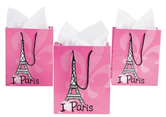 Perfectly Parisian Gift Bags