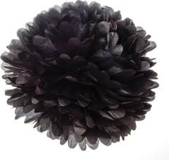 Pom Poms, Black