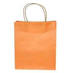 Party Bag, Orange, Large