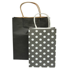 Party Bag, Black, Large