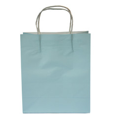 Party Bag, Aqua Blue, Large