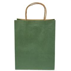 Party Bag, Dark Green, Large