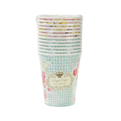 Afternoon Tea Beverage Cups