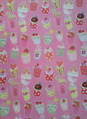 Cupcakes Wrapping Paper