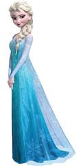 Frozen Laser Cut Elsa
