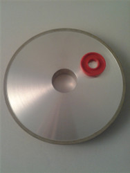 """6"""" x 3/4"""" Bench Grinder Replacement Wheel - 240g Diamond (Closeout Item)"""