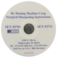 Sharpening Surgical Instruments (Download)