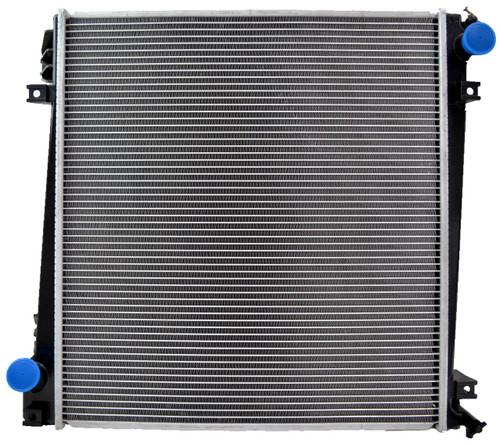 radiator ford explorer 05/01-08/05 ut ux uz auto manual 4.0l v6 4.6l