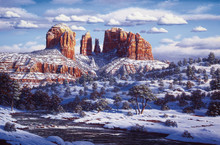 Spirit of the Red Rocks by R. W. Hedge