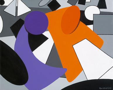 Caribbean Modern Art Perspective | Tease by Lynne Bernbaum
