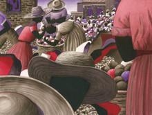 Marche Chromatica 45 by Lynne Bernbaum