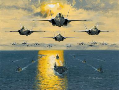 Leading the Fleet by K. Price Randel