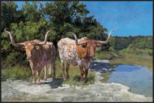 Pardners by Ragan Gennusa Fine Art Giclee Print