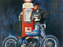 Freedom Machines by Brian Loker