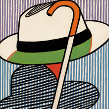 Classic from the Panama Hats Series by Lynne Bernbaum