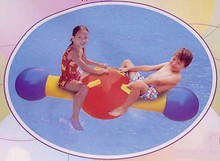 "83"" Seesaw Beach Ball Rider"