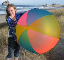 "46"" 3 Color COOL FROST Beach Ball"