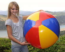"36"" 3 Color Euro Beach Ball"