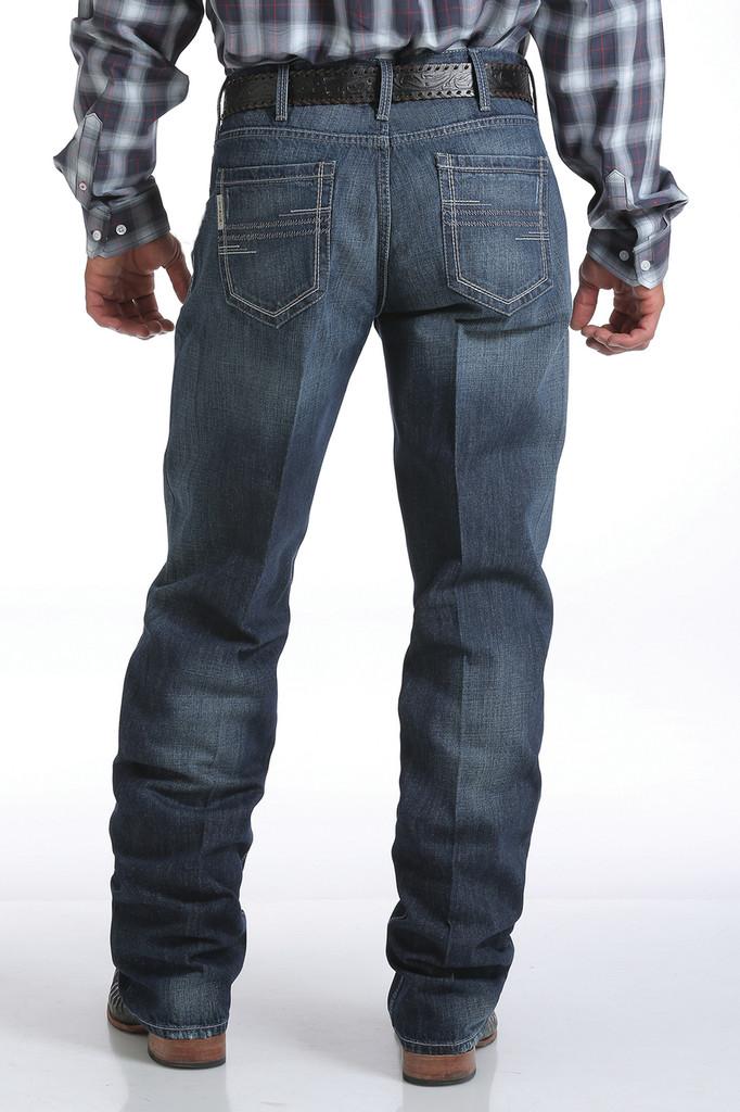 Men's Cinch Jeans, Sawyer, Medium Wash, Boot Cut