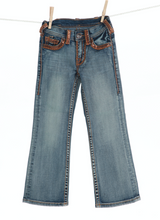 Girls Cowgirl Tuff Jean, Gold Dust