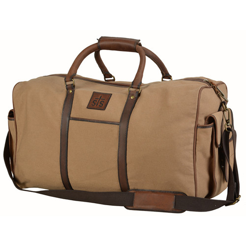 STS Travel Bag, Light Canvas
