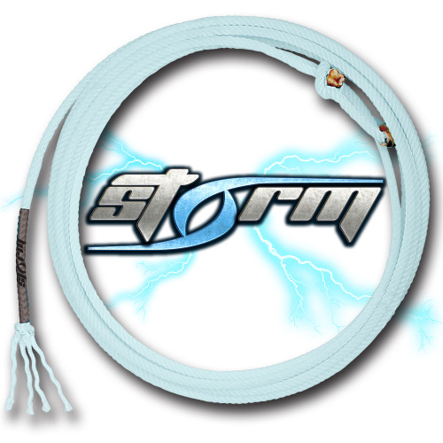 Lone Star Rope, Storm, Extra Soft 31 ft. Head Rope
