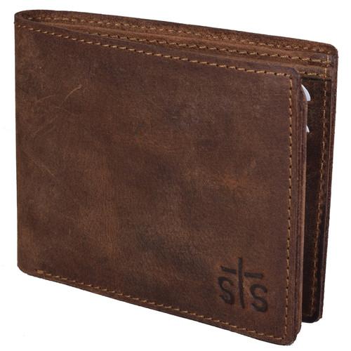 Men's STS Wallet, Bi-Fold, Foreman's