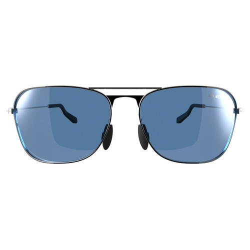 Bex Sunglasses, Silver/Green/Blue Ranger