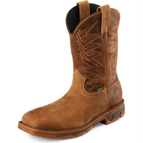Men's Red Wing Boot, Irish Setter, Square, Steel Toe