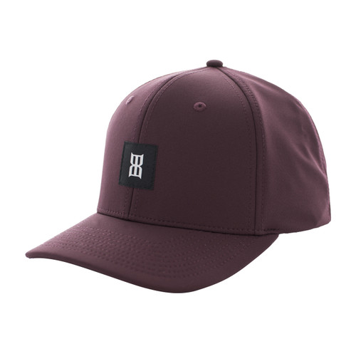 Men's Bex Cap, Horizon, Maroon