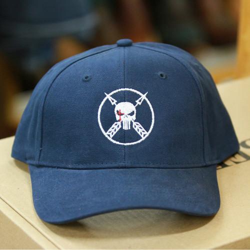 Chris Kyle Cap, Navy Sniper Logo