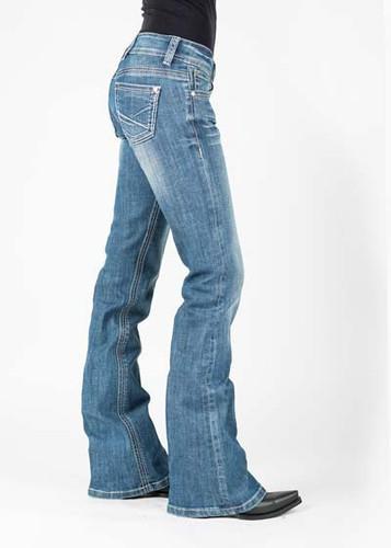 Women's Stetson Jean, Classic Boot Cut