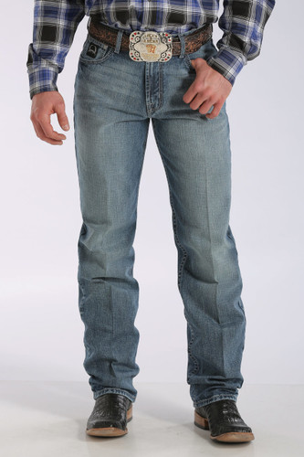 Men's Cinch Jeans, Black Label 2.0