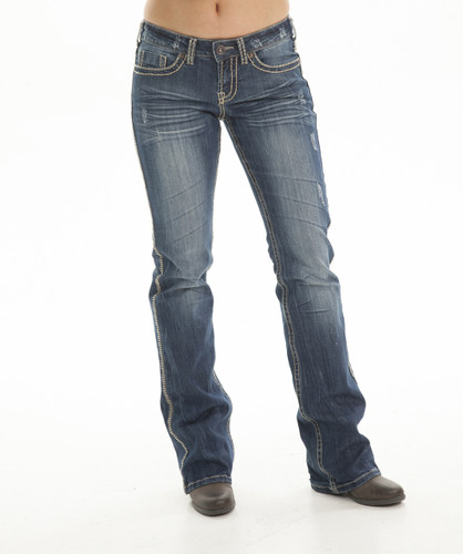Women's Cowgirl Tuff Jean, Whip It Good