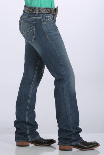 """Women's Cinch Jeans, """"ADA"""", Light Wash"""