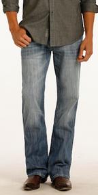 Men's Rock & Roll Jean, Medium Wash, Double Barrel Pocket