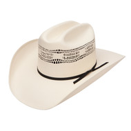 Resistol, Straw Hat, Double RR Denison Jr.