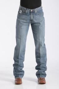 Men's Cinch Jeans, White Label Light Stone