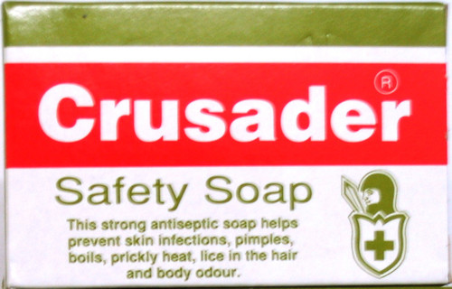 CRUSADER  SOAP 80G 12PK 144/CS