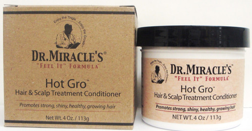 DR.MIRACLE'S HOT GRO 4oz