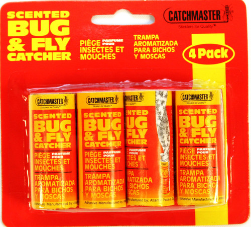 BUG & FLY CATCHER 4-PK/24