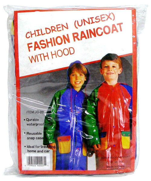 RAINCOAT CHILDREN