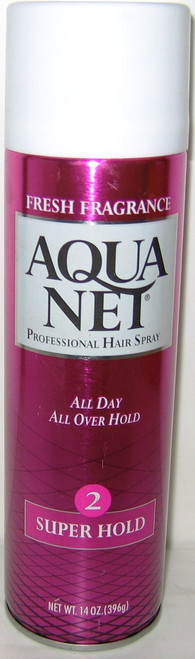 AQUANET HAIR SPRAY 11oz